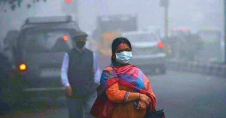 Delhi's air very poor may plunge further next week:Met