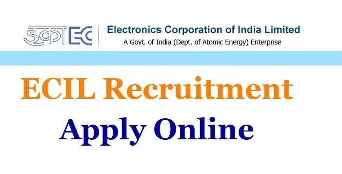 ECIL Recruitment 2018 - 19