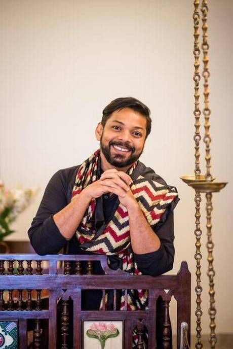 Designer Ganesh Nallari talks about his latest collection to be showcased at Bangalore Fashion Week