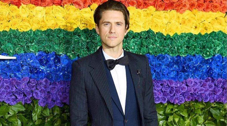 Broadway star Aaron Tveit tests positive for coronavirus