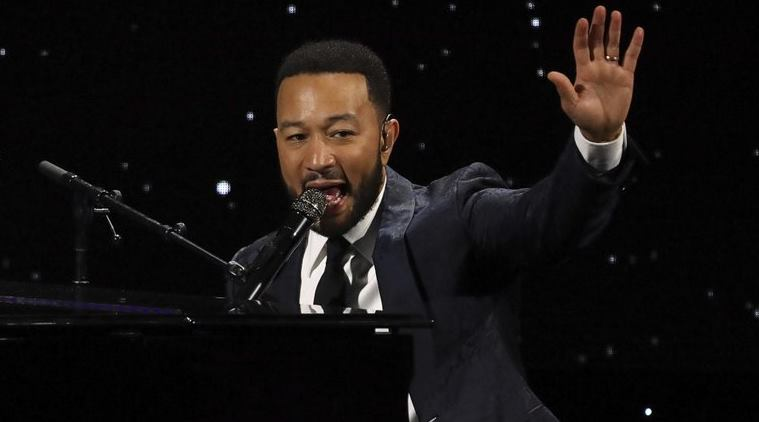 John Legend: The Voice episodes taped until end of April