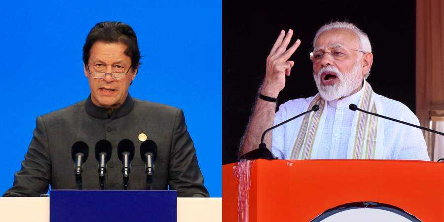 Ready for talks with India on all issues including terrorism: Imran