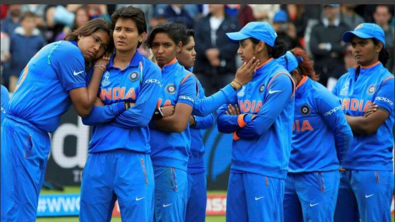 Women's World T20: India loses to England in semi-final
