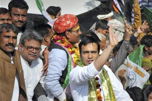 Why RLD's Jayant Chaudhary is on the Road in Western UP