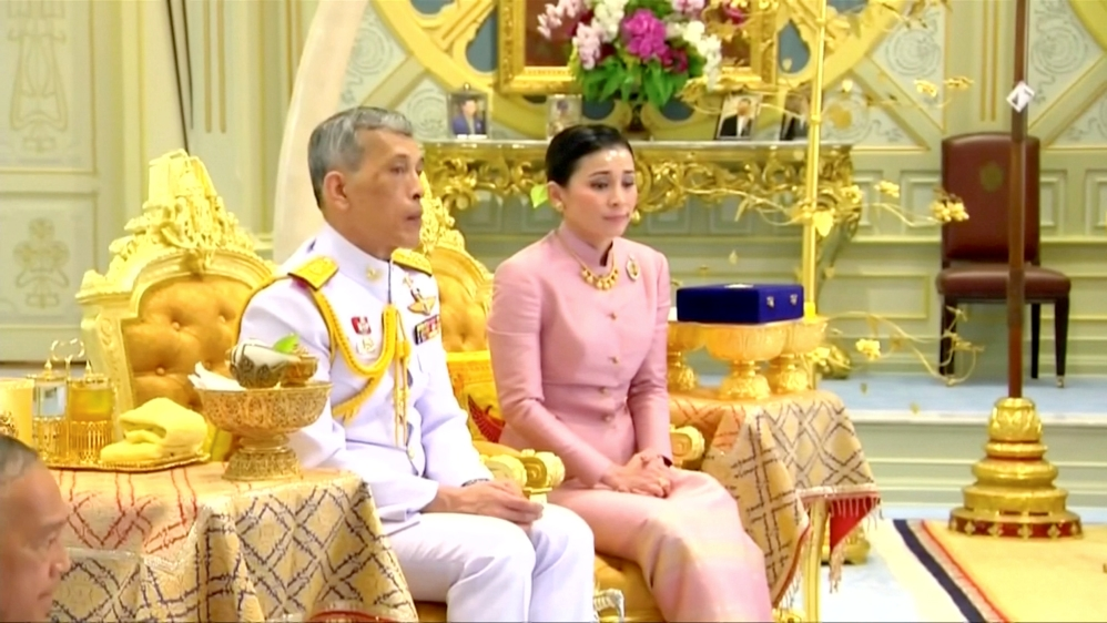 Thailand King Marries Bodyguard In Surprise Wedding Ahead Of Coronation