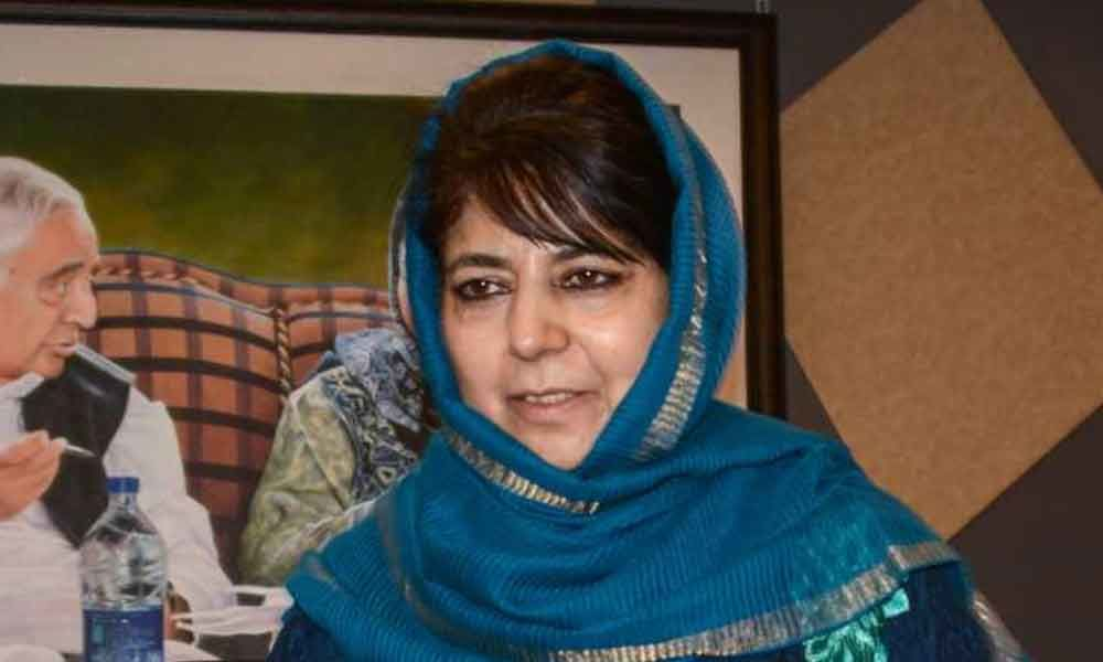 J&K: Mehbooba Mufti Urges Opposition to Unite Against Article 35A, Says 'Ready to Sacrifice Life'
