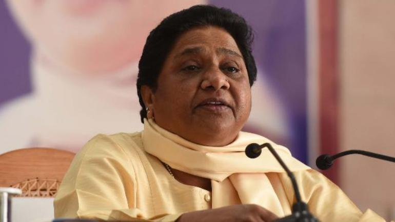 No electoral alliance with Congress Party in any state - Mayawati