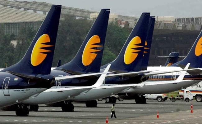 Jet Airways may be forced to ground 42 aircraft in the next two days