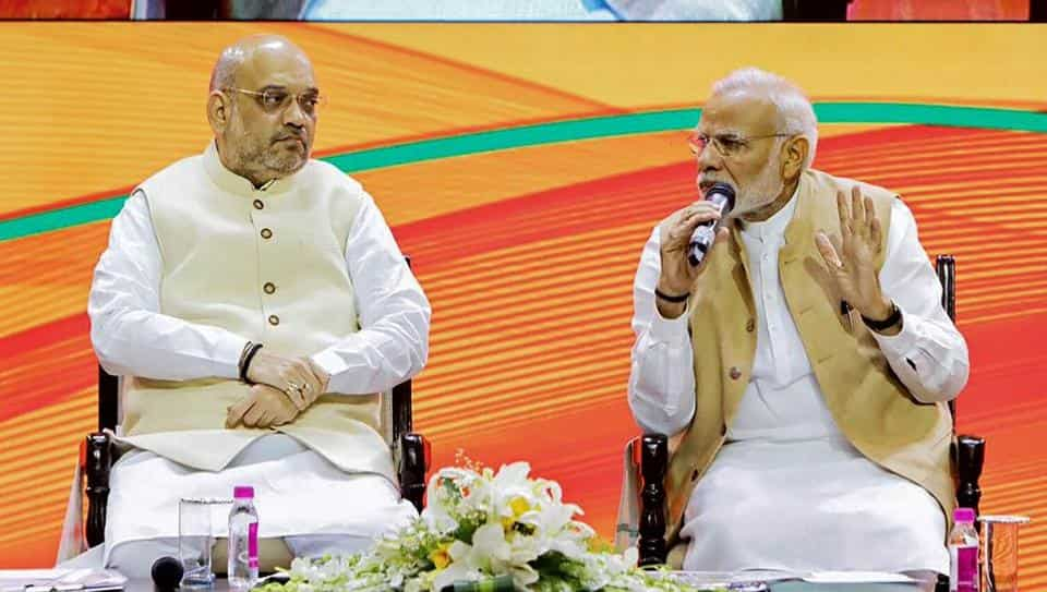 BJP to Hold 'Karyakarta Mahakumbh' in Bhopal:PM Narendra Modi, Amit Shah to Address 13 Lakh Party Workers Today.