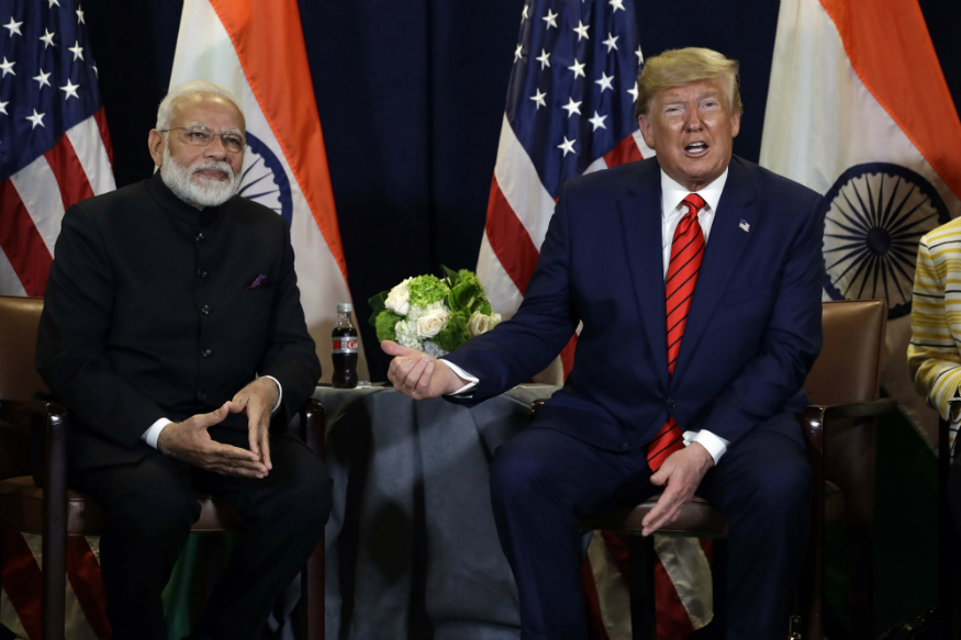 'India, Pakistan Two Nuclear Countries at Serious Odds, Got to Work It Out': Trump Plays Peacemaker Again