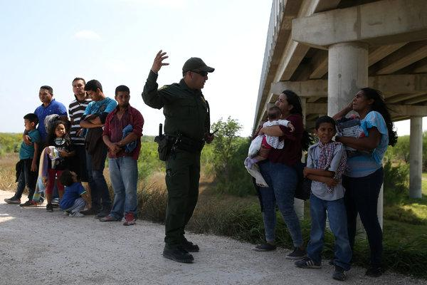 Two Indians Among 19 People Arrested for Entering US Illegally from Mexico