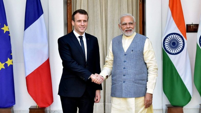 PM Modi, France President Emmanuel Macron Get Champions of the Earth Award