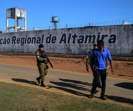 57 Inmates Killed, Several Beheaded in Prison Riot in Northern Brazil