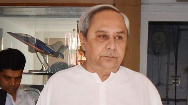FIR against CM Naveen Patnaik for flying over Chilika : Odisha
