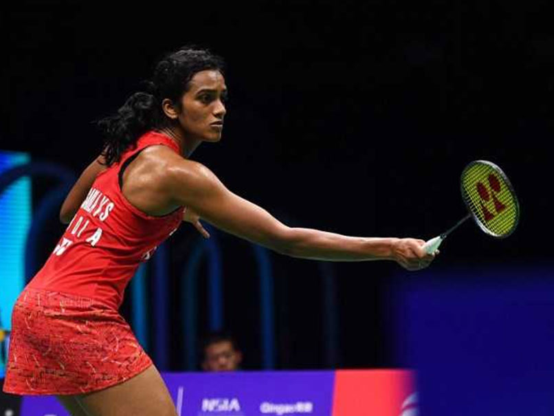 P.V. Sindhu reaches second straight Badminton World Championships final
