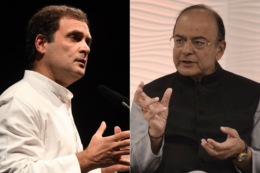 'Arun Jaitlie' Let Mehul Choksi Flee, His Daughter Was on Fugitive Businessman's Payroll-Rahul Gandhi