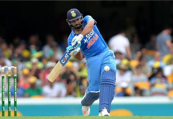 The top 5 ODI innings of Rohit Sharma
