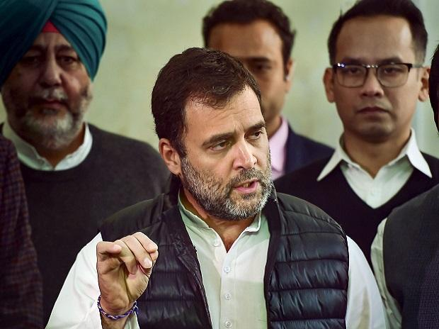 Scindia Forgot His Ideology, Won't Get Respect In BJP - Rahul Gandhi