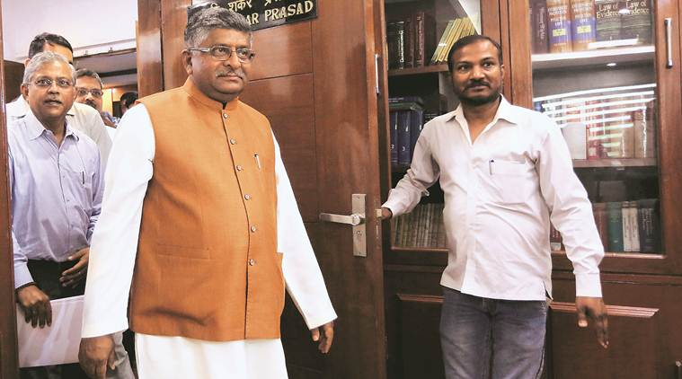 Ravi Shankar Prasad Promises Dialogue With Industry on Issues, Challenges in Telecom Sector