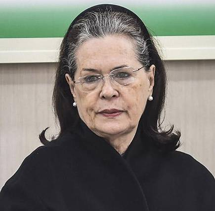 Sonia Gandhi Urges PM Moito To Rollout COVID-19 Relief For Construction Workers