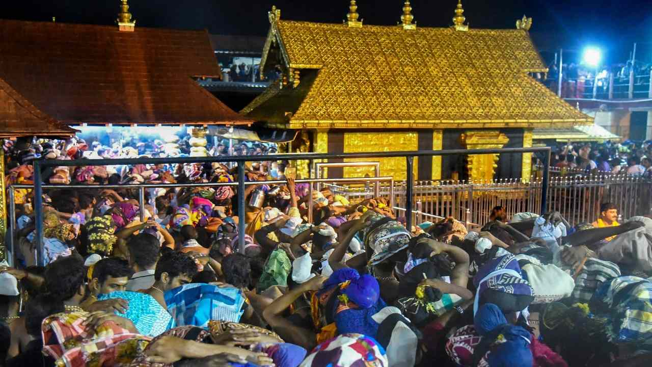 Sabarimala : SC Agrees to Hear 49 Review Pleas in Open Court; Kerala BJP Chief Calls it 'Victory of Protesters'
