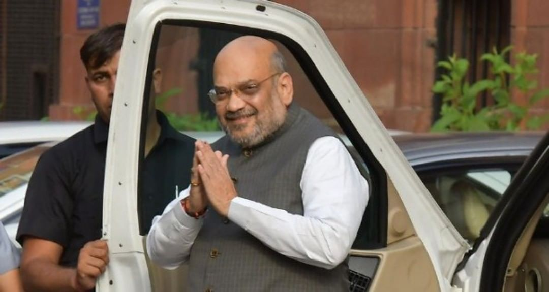 Amit Shah To Review Amarnath Security During Kashmir Visit