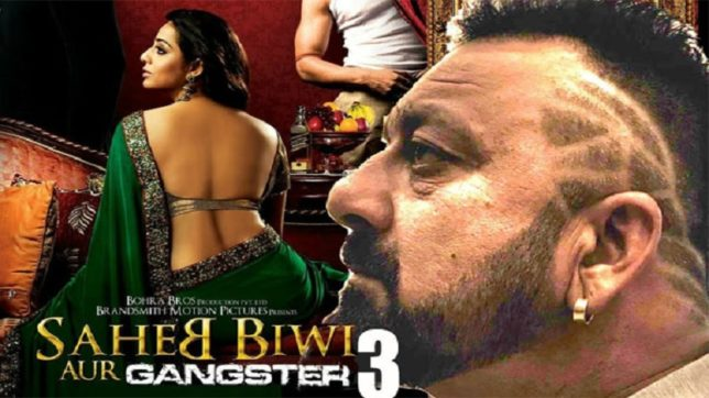 Saheb, Biwi Aur Gangster 3: Sanjay Dutt, Jimmy and Cast Are Upto Scratch, Expected Firestorm Missing