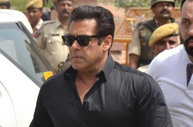 Granted Bail for Salman Khan in blackbuck poaching case