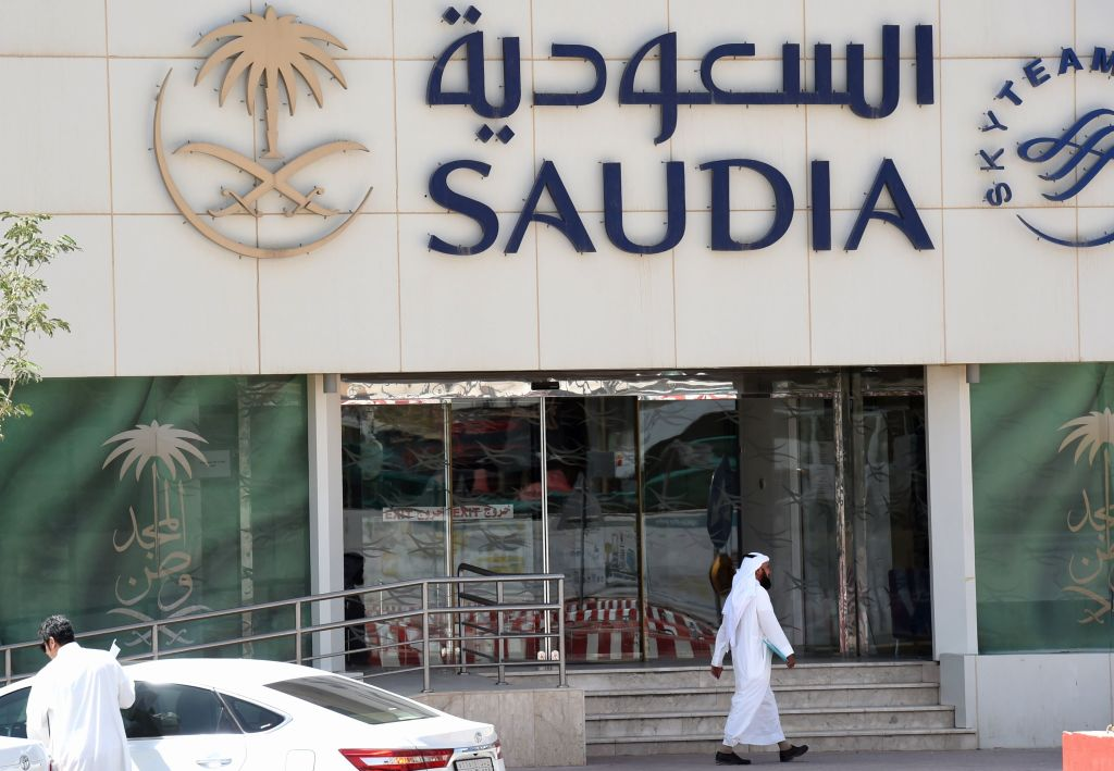 Saudi State Airline Saudia Suspends Flights to and from Toronto