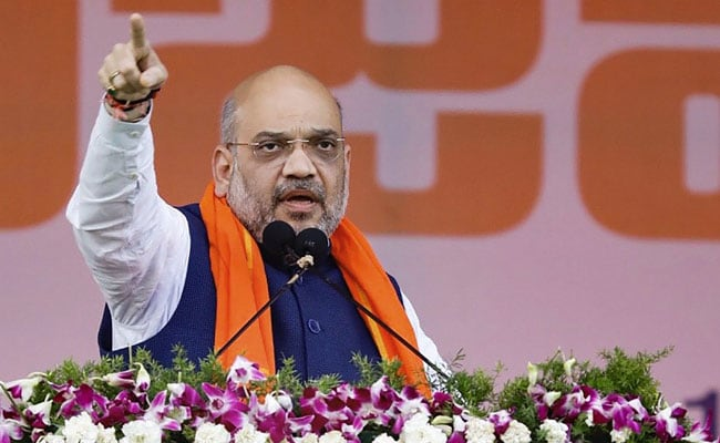 BJP Set to Increase Its Tally in Odisha, West Bengal and Northeast : Amit Shah