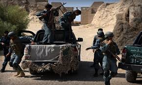 Taliban Attacks Kill 8 Police In ' East Afghanistan '