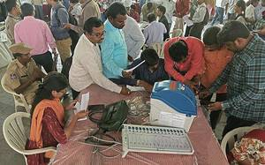 Telangana Assembly Elections 2018: Polling station shifted, voters fret and fume
