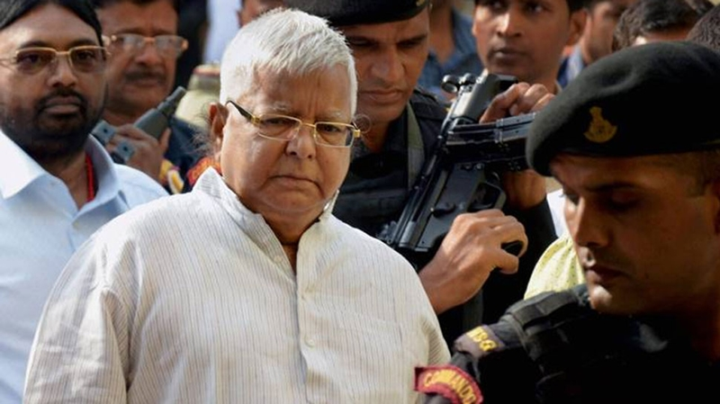 Casteist policies  SCs, STs, OBCs from higher education:-  Lalu Yadav