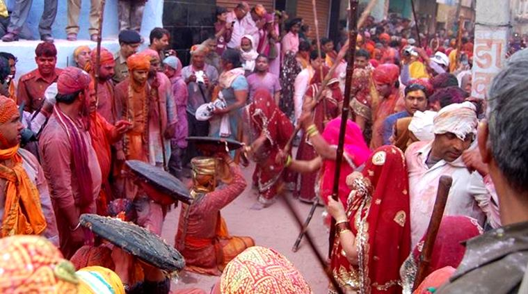 Where to go for a traditional Holi
