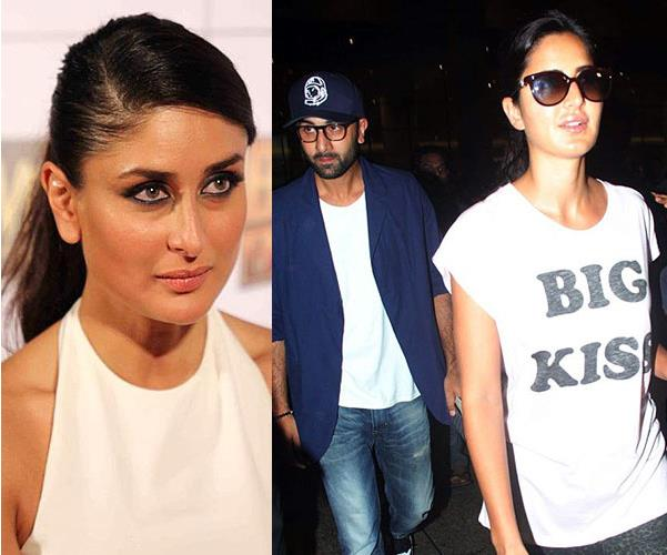 Kareena opens up about Ranbir-Katrina