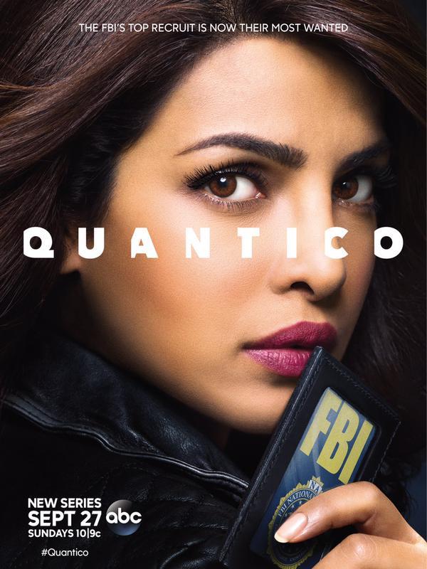 Priyanka Chopra has killed it in Quantico