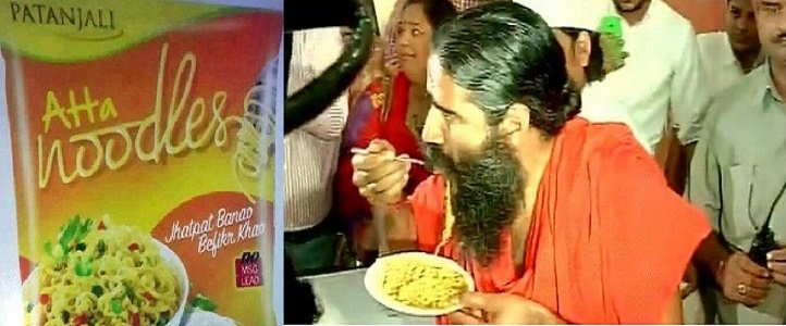 Patanjali Noodles In, Comes to Kill Competition