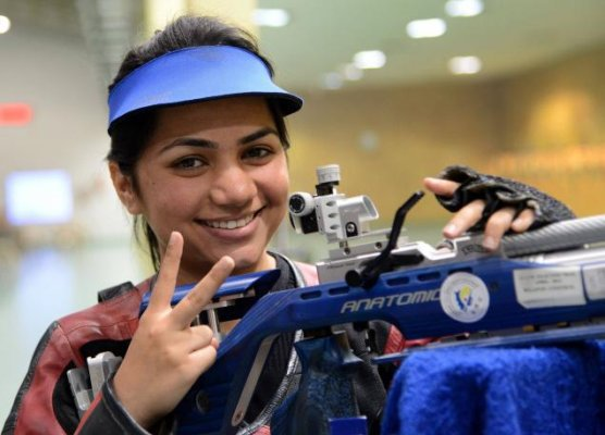 Indian Shooter Sets World Record and gets into Olympics