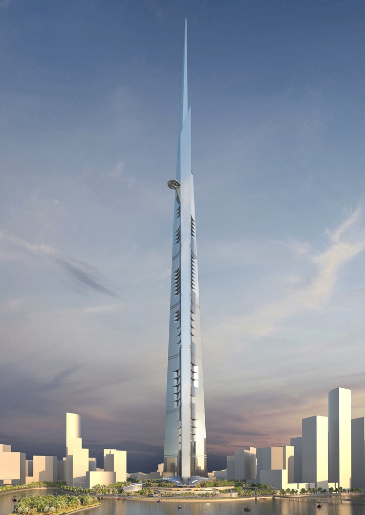Burj Khalifa no more to be World Tallest Building?