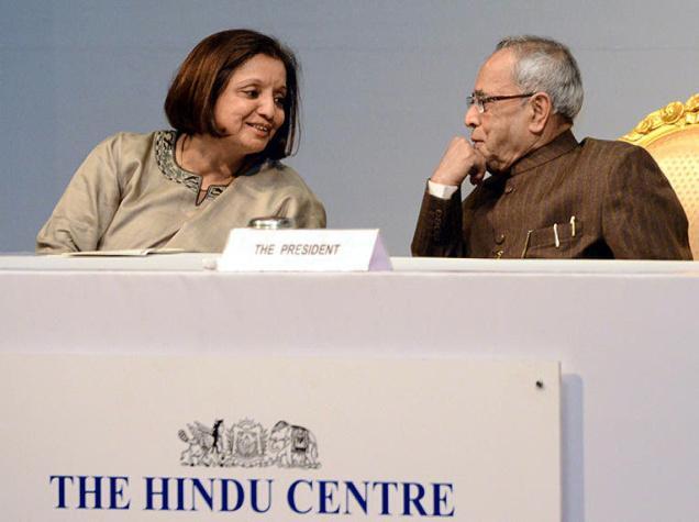 Malini Parthasarathy resigns as editor of The Hindu