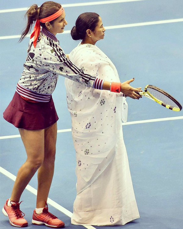 Mamta Bannerjee's Tennis Classes