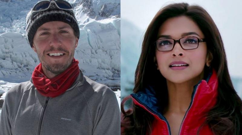 This man is ready to climb the Everest for Deepika Padukone