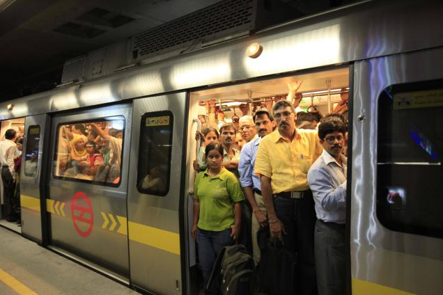 Over 52 thefts reported daily in Delhi Metro this year.
