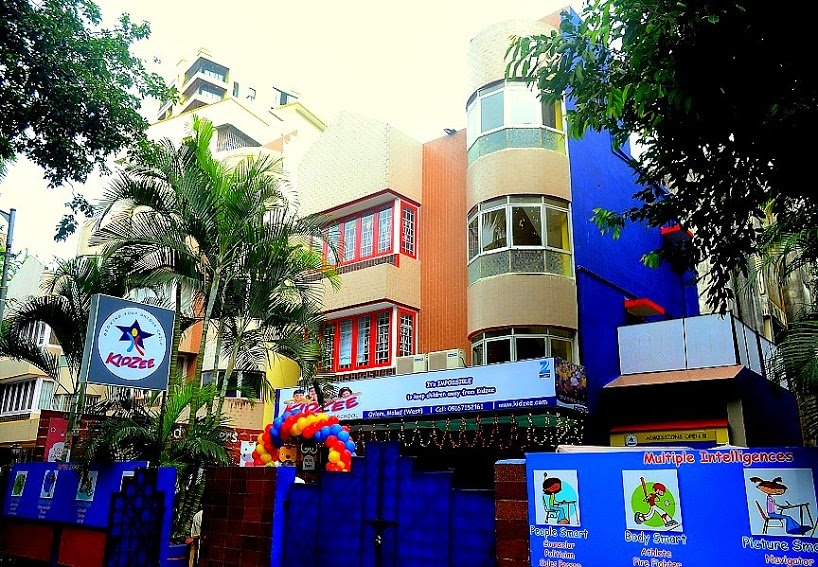 Kidzee Orlem, Mumbai ranked amongst top 3 best preschools