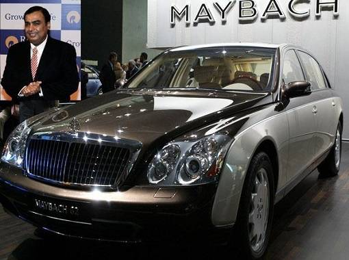 The Registration Cost For Mukesh Ambani's New Armoured BMW Is Worth A Minor Fortune