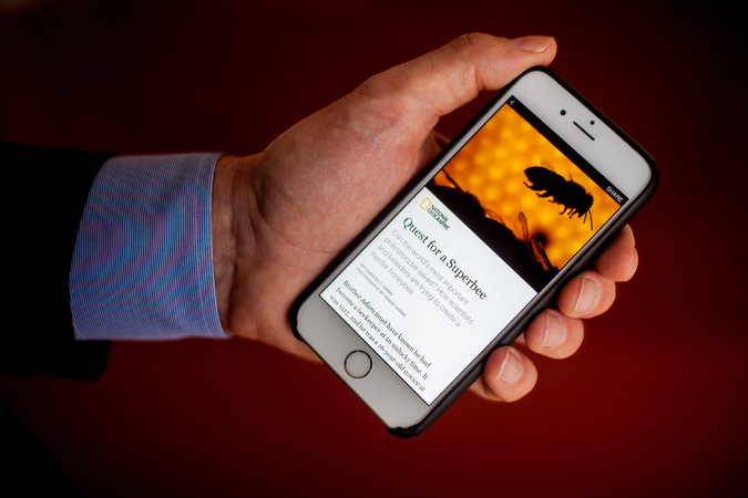 Facebook recently introduced Instant articles