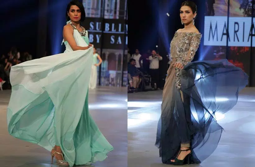 Pakistan Fashion Week commences
