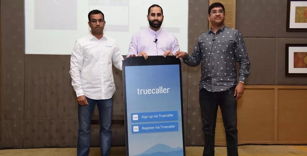 Truecaller, one of the leading mobile user identification app