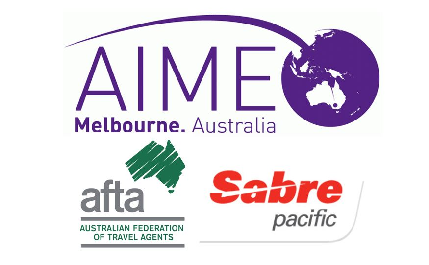 Two significant partnerships formed by AIME with AFTA and Sabre Pacific.
