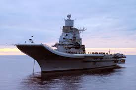 Indian Navy for you to induct aircraft carrier INS Vikramaditya today